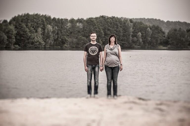 Britta und Martin Babybauch II  0027